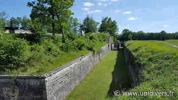 Visite commentée du Fort de Bruyères Fort de Bruyères,02860 BRUYERES-ET-MONTBERAULT samedi 19 septembre 2020 - Unidivers