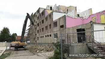 Stadtumbau: Abriss in Anklam wird fortgesetzt | Nordkurier.de - Nordkurier