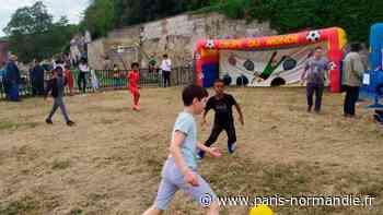 EN IMAGES. Le succès des Quartiers d'été à Elbeuf : les familles sont au rendez-vous - Paris-Normandie