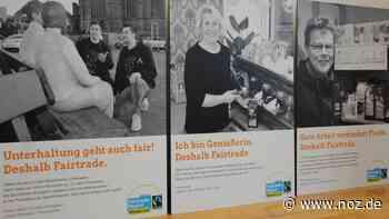 Plakataktion startet: Menga & Co.: So setzt sich Wittlager Prominenz für fairen Handel ein - noz.de - Neue Osnabrücker Zeitung