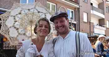 Livestream zum Historischen Markt in Bad Essen geplant - Neue Westfälische