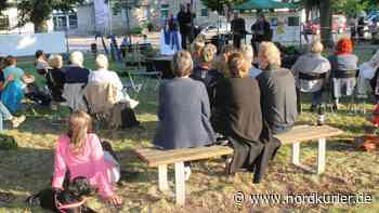 Open Air: Wasserspiele Templin sind eröffnet | Nordkurier.de - Nordkurier
