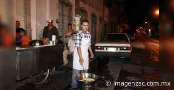 Churros don José, una delicia que ayuda a Jalpa - Imagen de Zacatecas, el periódico de los zacatecanos