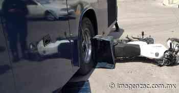 Camión de pasajeros atropella a menor de edad en Jalpa - Imagen de Zacatecas, el periódico de los zacatecanos