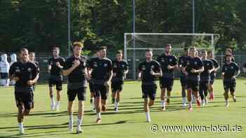 SVS-Fußballer stehen wieder auf dem Trainingsplatz - WiWa-Lokal - Wiesloch, Walldorf, Rauenberg und Dielheim - www.wiwa-lokal.de