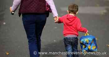 Families will not be allowed into each other's homes to provide childcare