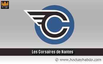 Hockey sur glace : D1 : De Villard de Lans à Nantes - Transferts 2020/2021 : Nantes (Les Corsaires) | Hockey Hebdo - hockeyhebdo Toute l'actualité du hockey sur glace
