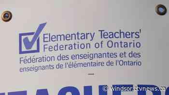 Teachers' union 'quite concerned' over reopening plan for Windsor-Essex schools - CTV News Windsor