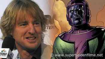 """Gerüchte verdichten sich: Ist Owen Wilsons MCU Rolle in """"Loki"""" etwa Kang der Eroberer? - SuperheldenFilme.net"""