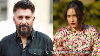Vivek Agnihotri asks Ankita Lokhande to be 'careful' while supporting her comment on Sushant Singh Rajput, cautions her saying, 'they will now come after you'