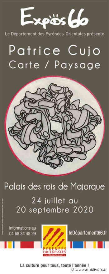 Exposition « Carte / Paysage » de Patrice Cujo Palais des rois de Majorque samedi 19 septembre 2020 - Unidivers