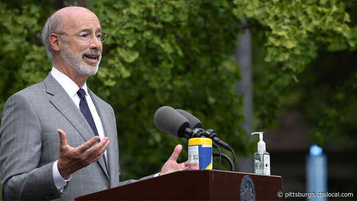 Gov. Tom Wolf Is Not Announcing A Statewide School Building Closure Or Class Cancellation Despite 'Widespread Rumors'