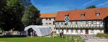 Landkreis baut Testzentrum auf | Clausthal-Zellerfeld - GZ Live