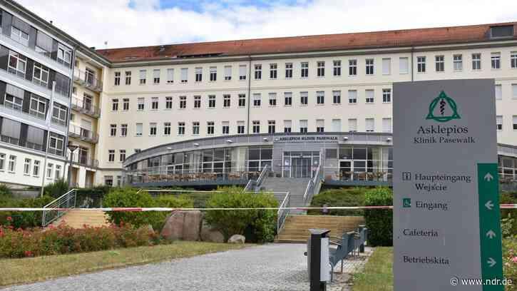 Klinik Pasewalk: Dritter Corona-Test negativ - NDR.de