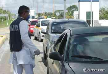 """Chetumal: Aplicarán revisiones """"minuciosas"""" a vehículos en filtros de seguridad - sipse.com"""
