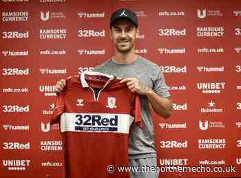 Grant Hall signs for Middlesbrough on three-year deal