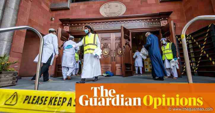 Amid the sorrow over cancelled Eid plans, British Muslims should feel let down too | Aina Khan