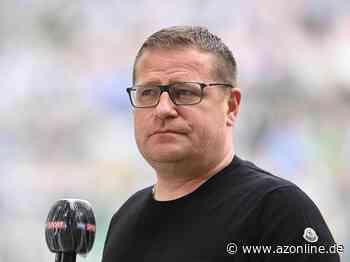 Borussia Mönchengladbach: Max Eberl: «Geben keinen Eckpfeiler ab» - 1. Bundesliga - Allgemeine Zeitung
