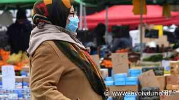 Le masque désormais obligatoire sur les trois marchés de Maubeuge - La Voix du Nord
