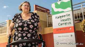 Kalgoorlie MRI machine installation to begin after delays caused by blasting at gold mine - ABC News