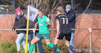 Erster Test gegen Henstedt-Ulzburg - Werder Bremen