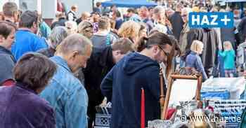 Burgdorf: Oktobermarkt fällt nach 48 Jahren erstmals aus - Hannoversche Allgemeine