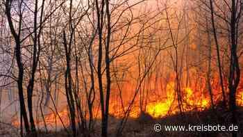Waldbrandgefahr: Luftbeobachtung im Landkreis Weilheim-Schongau - Kreisbote