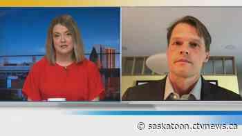 Saskatoon mayor weighs in on potential mandatory mask bylaw - CTV News Saskatoon