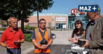 Neuruppin öffnet neu gebaute Kreuzung am Einkaufszentrum Reiz - Märkische Allgemeine Zeitung
