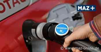 Autohof in Neuruppin: Noch immer kein Wasserstoff im Angebot - Märkische Allgemeine Zeitung