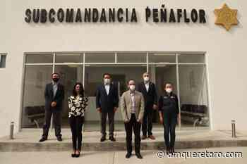 Entregan subcomandancia policial en avenida Peñaflor - Periodico a.m.
