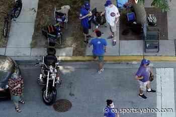 """We love baseball"" Wrigley ballhawks stay on during pandemic - Yahoo Canada Sports"