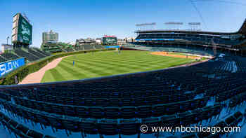Twins Working Out in Wrigley Field Concourse Before Cubs Game a Surreal Sight - NBC Chicago