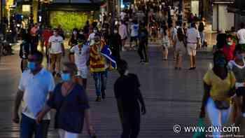 El Gobierno catalán suaviza confinamiento en ciudad de Lérida - Deutsche Welle