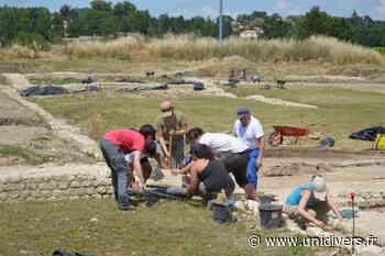 Découverte de l'archéologie à Villeneuve-sur-Lot Site archéologique d'Eysses samedi 19 septembre 2020 - Unidivers