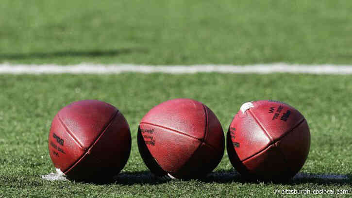 WPIAL Pushes Back Start Dates Of Fall Sports