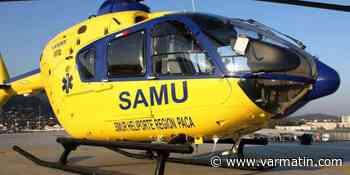 Un ouvrier grièvement blessé à Roquebrune-sur-Argens - Var-Matin