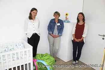 """""""Gute Starthilfe ins Leben"""": Quäker-Häuser in Holm-Seppensen nehmen neue Mutter-Kind-Wohngruppe in Betrieb - Kreiszeitung Wochenblatt"""
