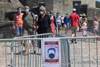 Dinan, Perros-Guirec : en Bretagne, le port obligatoire du masque dans les rues gagne encore du terrain - France 3 Régions