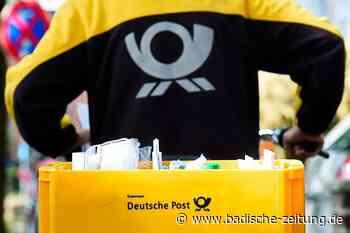 Start verschiebt sich – Postfiliale in Steinen öffnet erst am 17. August - Steinen - Badische Zeitung