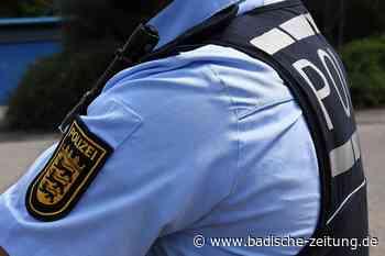 Unfallverursacher macht sich in Steinen aus dem Staub - Steinen - Badische Zeitung