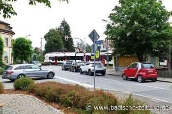 Wie der Verkehrskollaps in Steinen verhindert werden soll - Steinen - Badische Zeitung