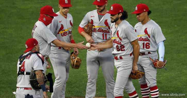 MLB faces another coronavirus setback, postpones Cardinals-Brewers game Friday