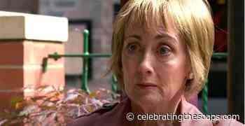 Coronation Street Spoilers: Paula Wilcox Hints Geoff Could Silence Elaine For Good - Celebrating The Soaps