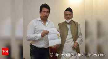 Shekhar meets Maha Governor for SSR CBI probe