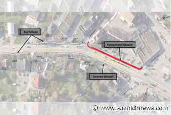 Pedestrian upgrades slated for Sooke's town centre by fall – Saanich News - Saanich News