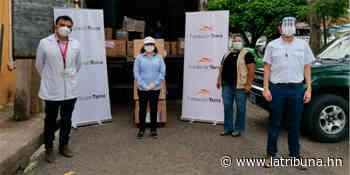 Grupo y Fundación Terra entregan manómetros a Hospital San Felipe - La Tribuna.hn