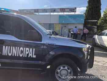 """Atracan tienda """"Luz del Día"""" en San Felipe - Omnia"""