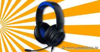 Gaming-Headset im Angebot: Razer Kraken X Multi Platform stark reduziert - spieletipps.de