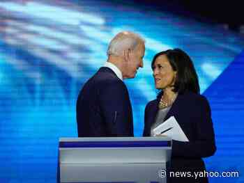 Kamala Harris is on Joe Biden's vice presidential shortlist. Here's what the former presidential candidate ran on.